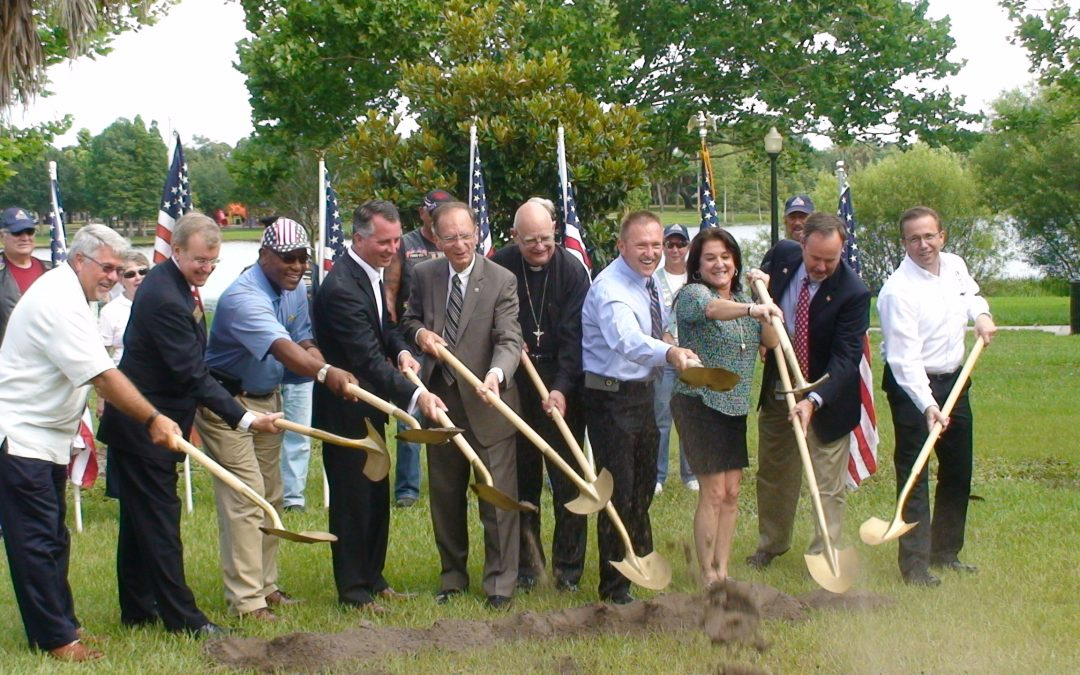 Tampa Bay Veteran's Alliance Groundbreaking