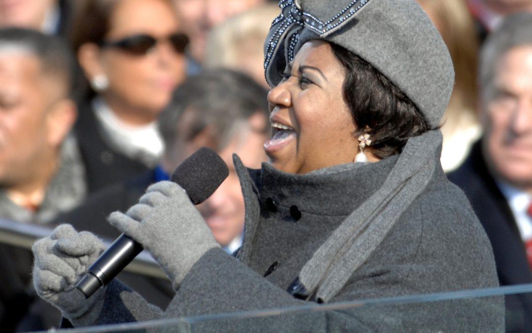 R.E.S.P.E.C.T – Aretha Franklin