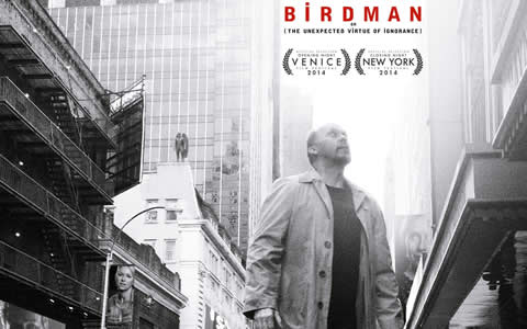 Oscars, Birdman, Superhero's and Admiration Marketing