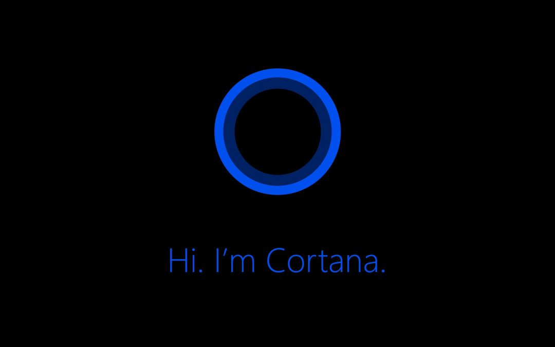 Hey Cortana, Tell Me About Your Marketing