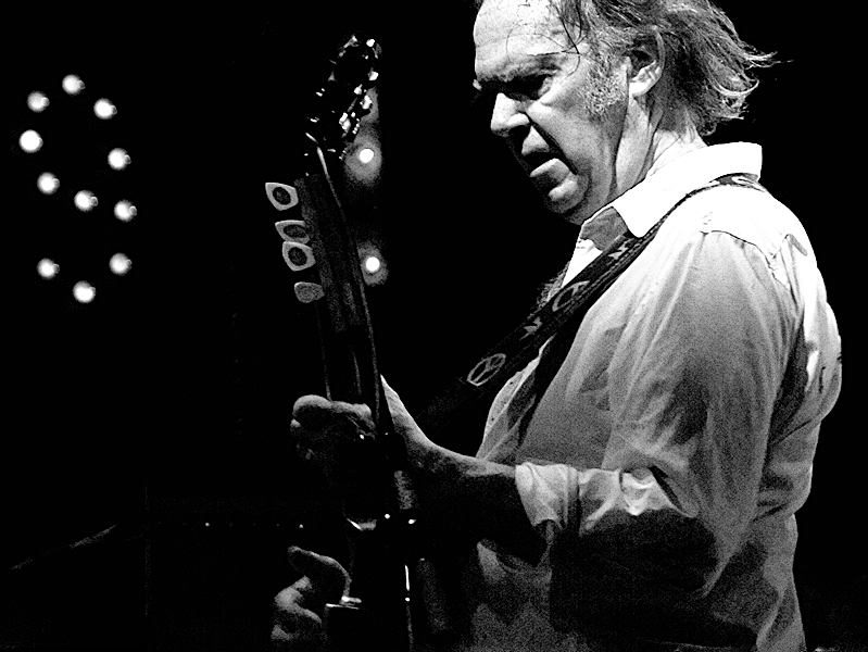 Neil Young Still Rockin' In The Free World!