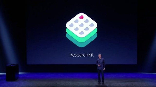 Tim Cook's Apple and ResearchKit Promise Interesting Developments