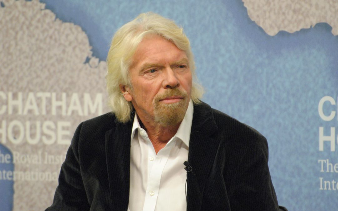 Richard Branson's Marketing Advice To His 25 Year Old Self