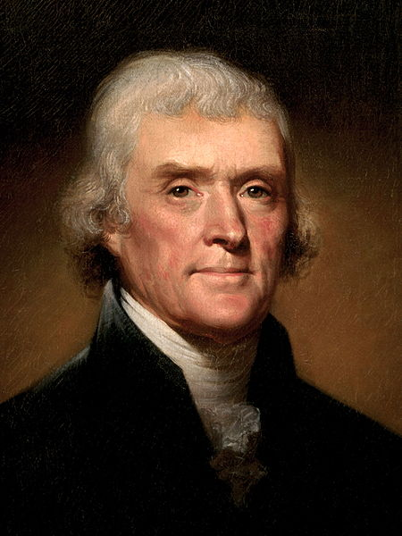 Thomas Jefferson and Economic Policy