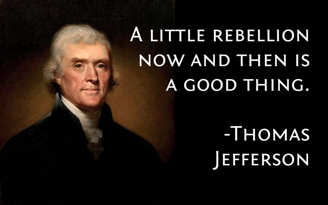 Thomas Jefferson and Anti-Federalism