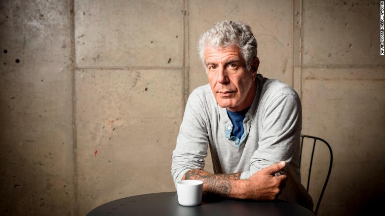 Anthony Bourdain, I'm Sorry I Missed Out