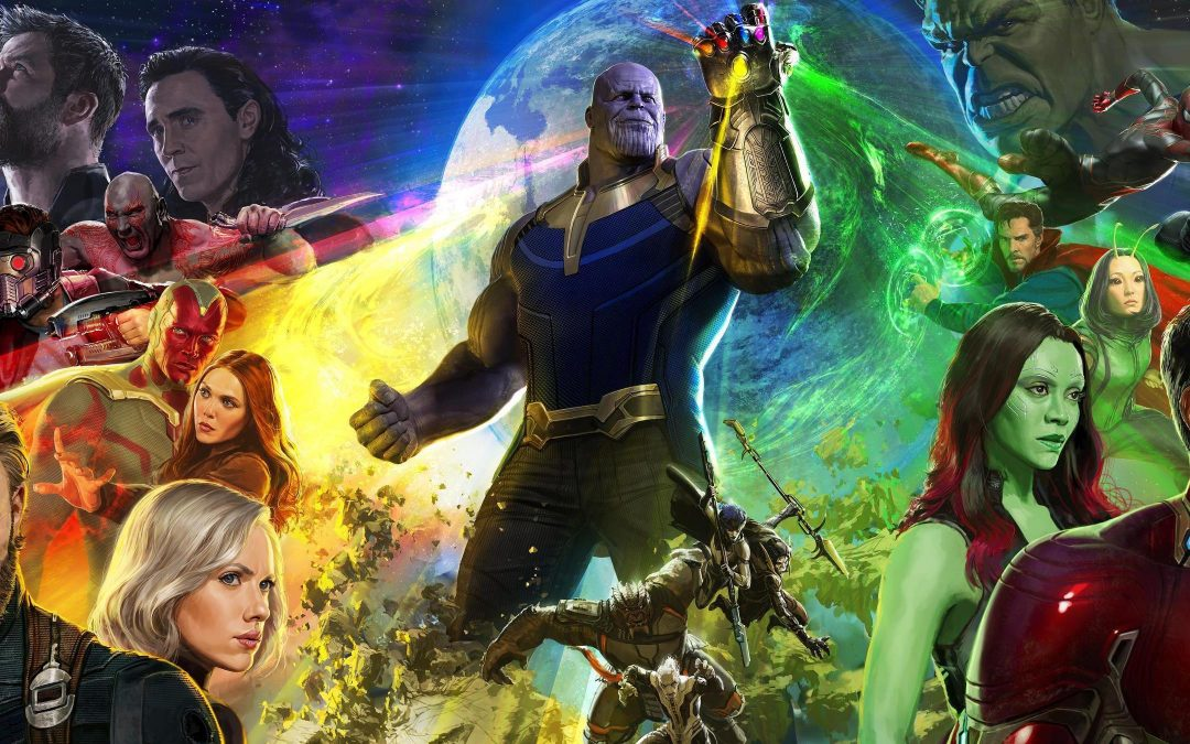 Marvel Vs. DC: Avenger's Infinity War And Justice League
