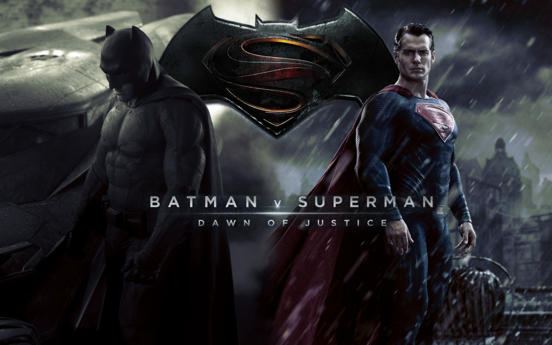 Let's Talk About Lex, Baby – Advertising The New Superman / Batman Movie