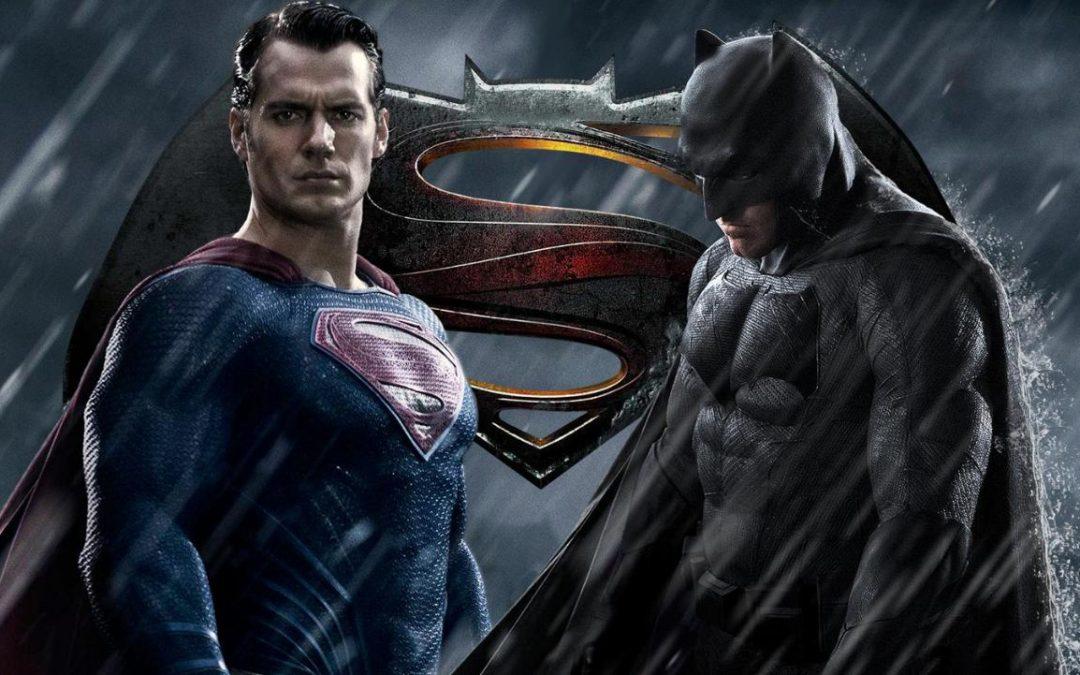 Advertising Super Hero Movies