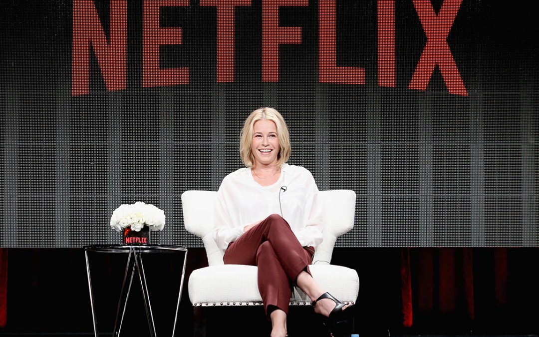 The Chelsea Handler Netflix Experience