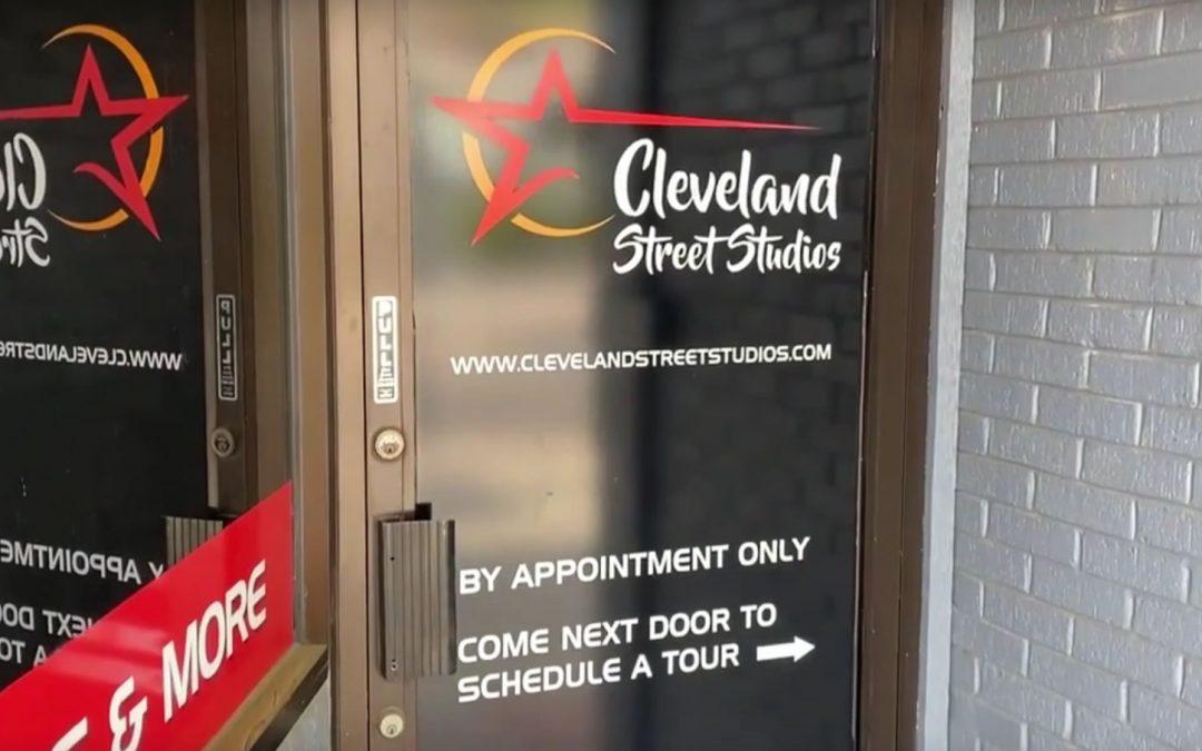 Keanan Kintzel Talks Cleveland Street Studios and Community Good News Warehouse