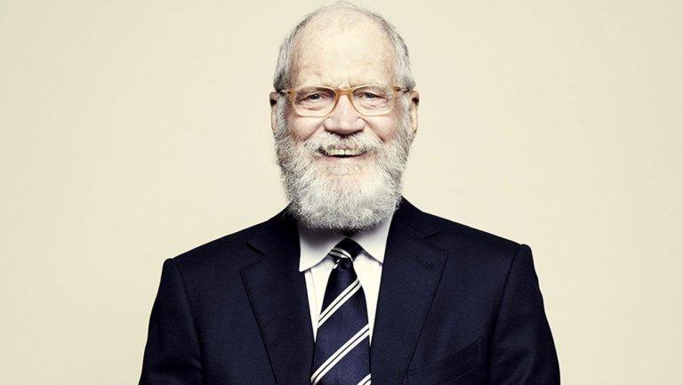 Letterman On Netflix