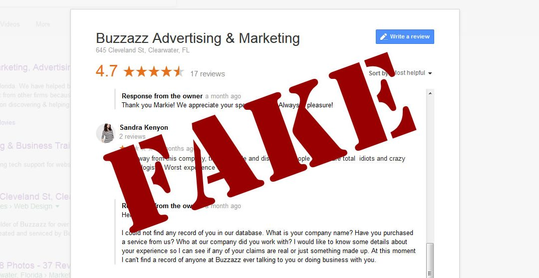 The Truth About Google Review Reputation