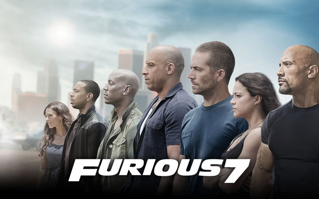 Marketing Fast and Furious 7 – Box Office Smash