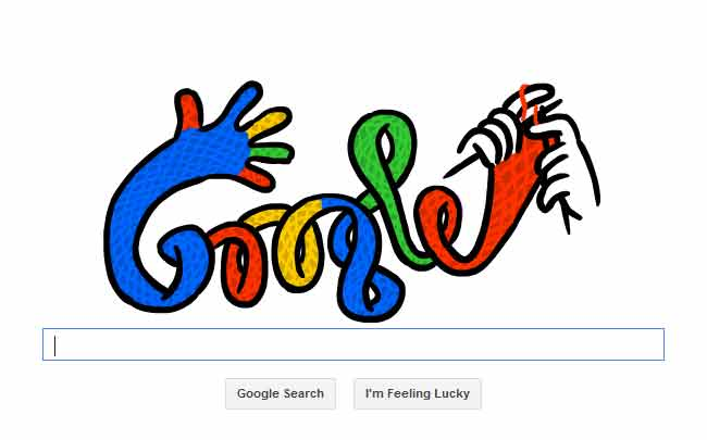 Google Doodles – A Fun Advert For The Company