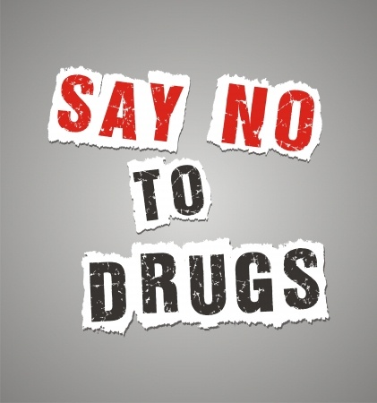 10 Year Old Says No To Drugs!