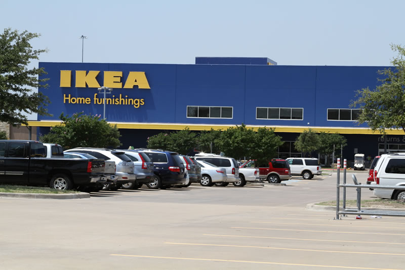 ikea in the usa