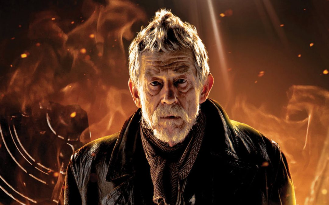 Promote The Nerd Actor: A Tribute To John Hurt