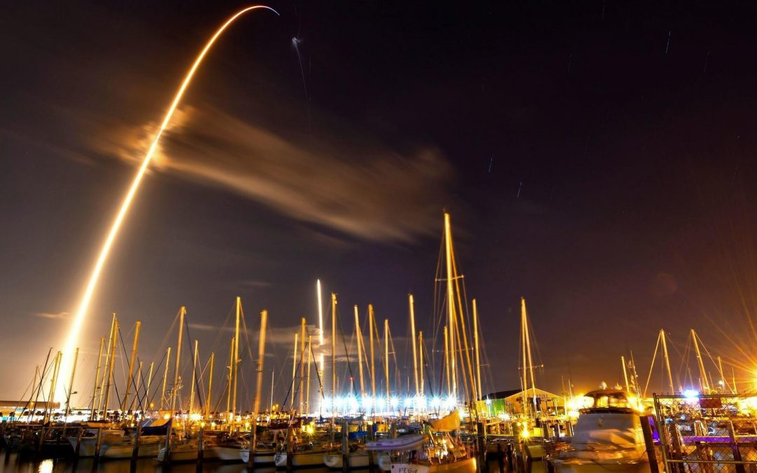The Drama Of SpaceX And The Zuma Load