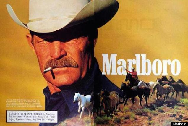 Marlboro Man: Up In A Puff Of Smoke