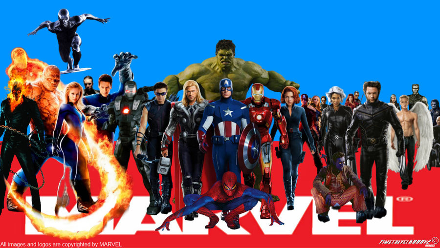 PR Marketing – Marvel Heroes For Hire