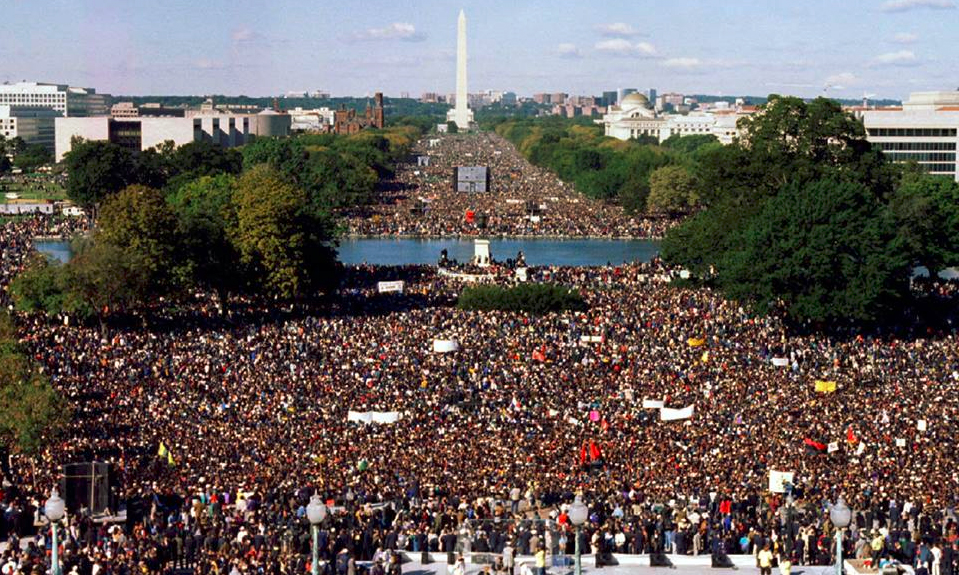 The Million Man March And The Media