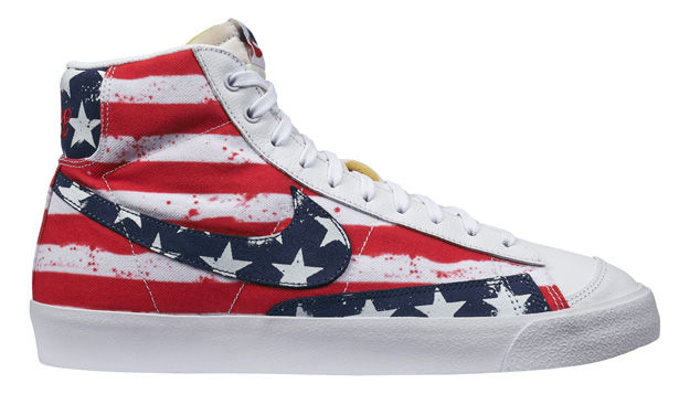 Stars, Stripes And Swooshes