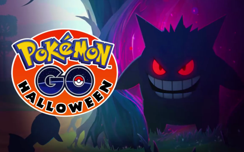 Pokemon Go Conquers Halloween