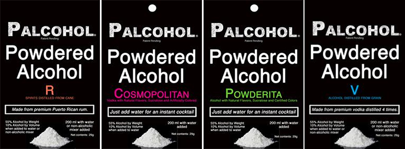 Palcohol – Powdered alcohol now approved by FDA – on to marketing it