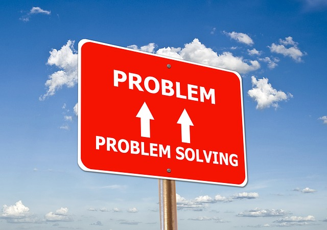 Look For The Problem Solvers