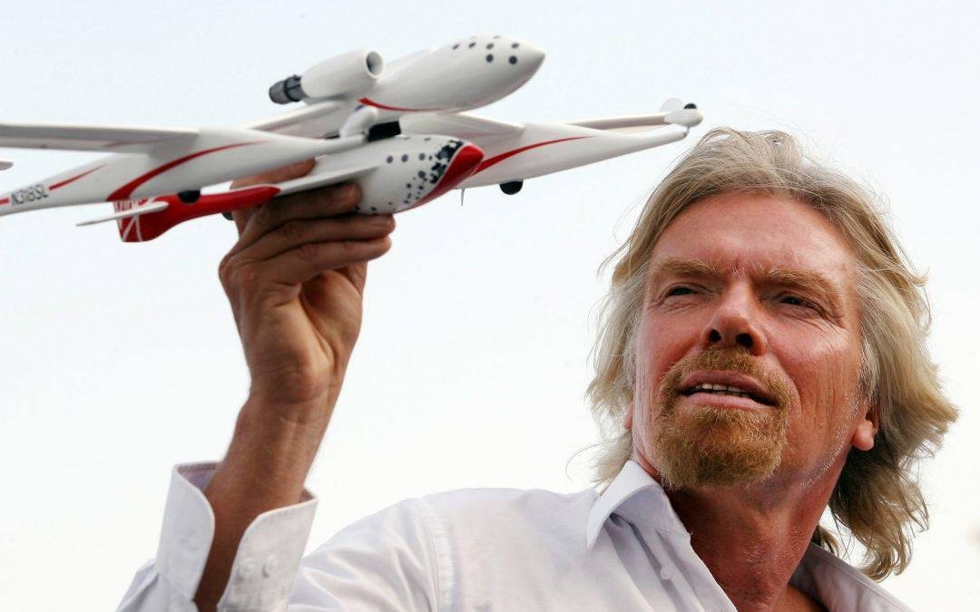 Richard Branson's Marketing Advice To His 25 Year Old Self