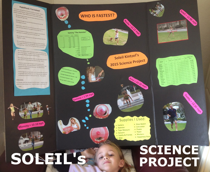 The PR & Marketing Value of Grade School Science Projects…