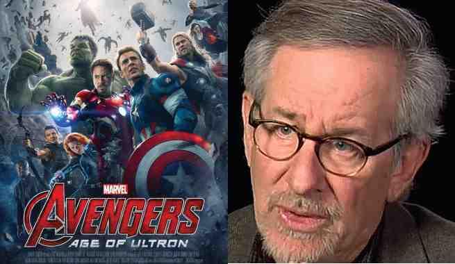 Spielberg And The Super Hero Movie