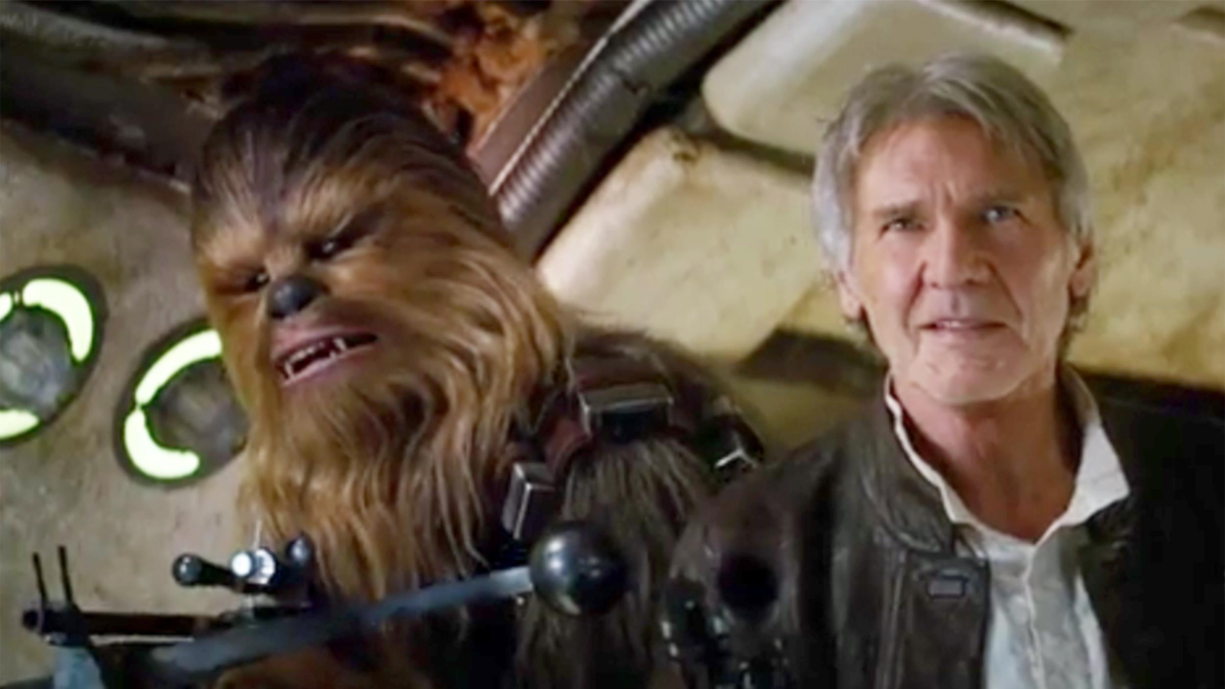 Star Wars: The Force Awakens Official Teaser #2
