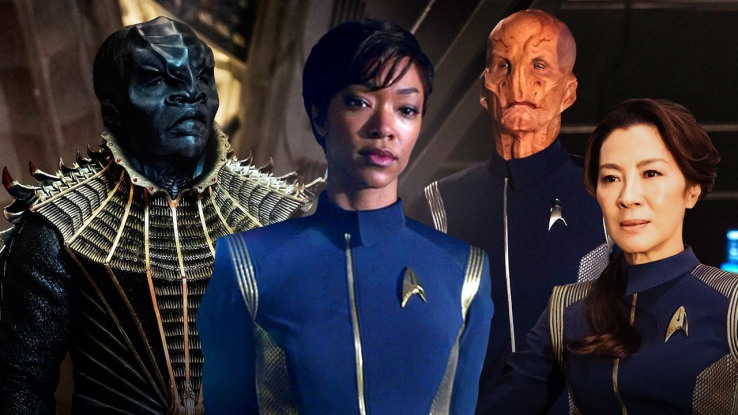 Star Trek: Discovery – To Boldly Go