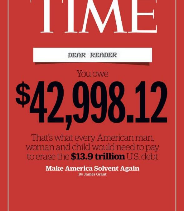 Time Magazine's Timely Covers