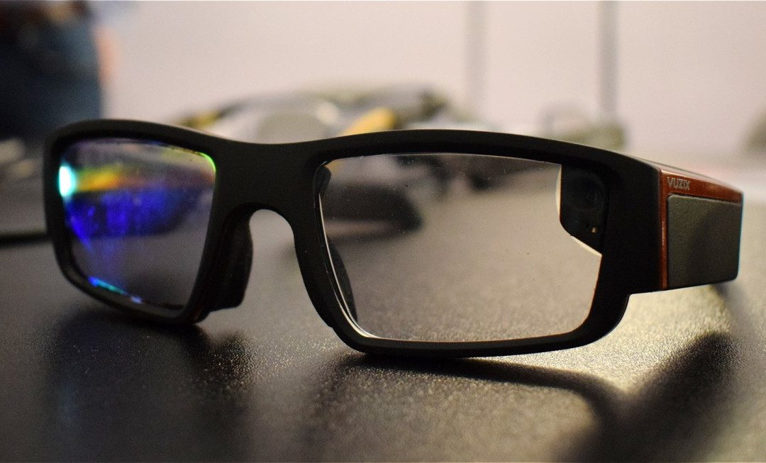 Vuzix AR Glasses Are Apparently What Google Glass Wanted To Be